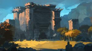 Castle by RAPHTOR