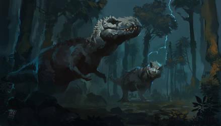 Dinosaur Kings by RAPHTOR