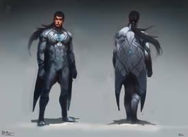 Kal El redesign by RAPHTOR