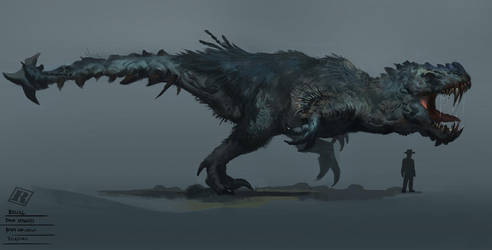 Dino Hybrid - Belial by RAPHTOR