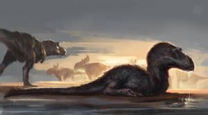 Gorgosaurus Libratus by RAPHTOR