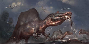 Spinosaurus A by RAPHTOR