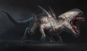 Indominus Neomorph by RAPHTOR