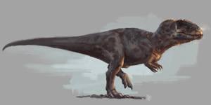 Giganotosaurus by RAPHTOR