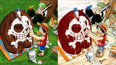 One Piece 7 by darjacu