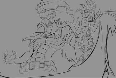 WIP - angry mex by PROtypeM3X