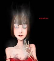 Smoker by Linaku