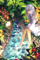 Silent Garden by Amaruru