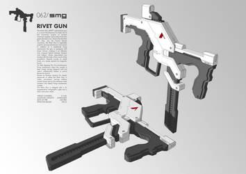 062/smg Rivet Gun by M-Vitzh