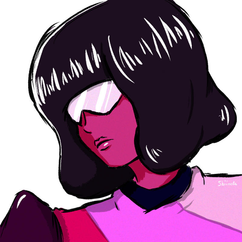 Quick Draw Garnet Steven Universe By Cupcakeamande On Deviantart