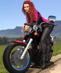 Cool Rider 3 by 3Dfantasyworld