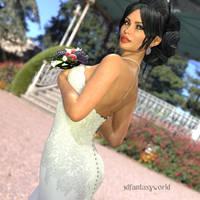 Beautiful Bride 3 by 3Dfantasyworld
