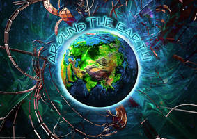 Around The Earth by Fotomonta