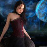 Gothic Queen by Fotomonta