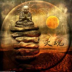 Soul In Balance by Fotomonta