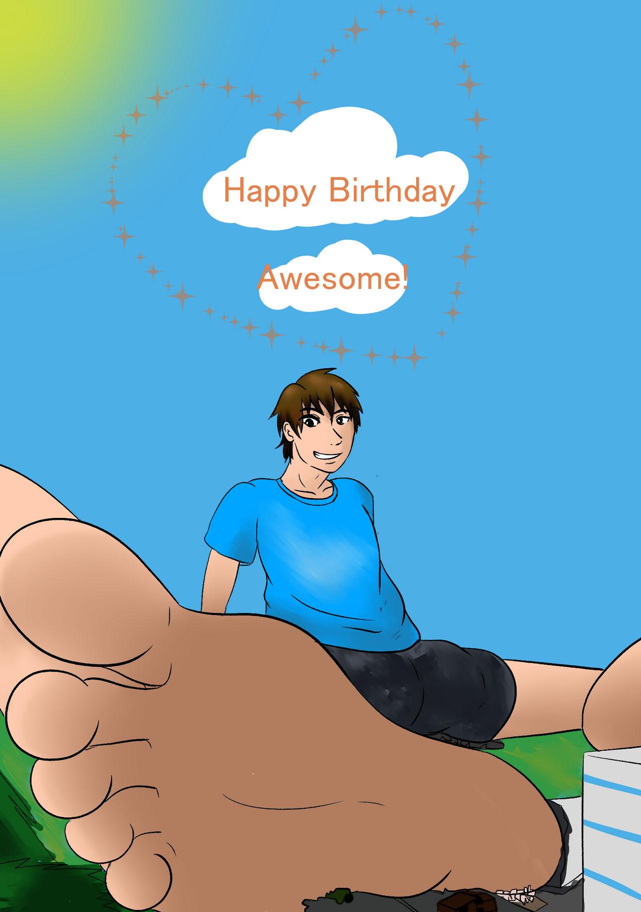 WAYYY Overdue Birthday by GigaTora on DeviantArt