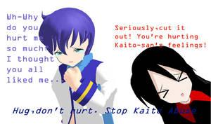 Kaito-san has Feelings Too by TwilightMarth