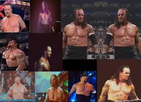 wwe Undertaker: shirtless pics by celtakerthebest