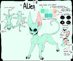 alien reference by aliensphynx