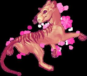 thylacine by aliensphynx