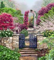 Garden of Eden by AliaChek