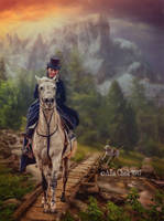 Huntress by AliaChek