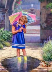 Rain by AliaChek