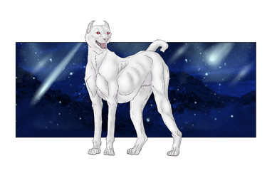 Starfall / Male / Messanger by Makoes