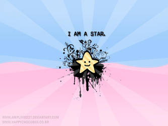 I Am A Star by amplified27