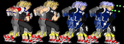 Dragon Dairys - Lee Rylander (Rolon) by Linkwolf48