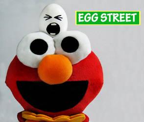 Elmo's Third Eye by shadowofgambit