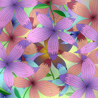 Flowers by sealiepie