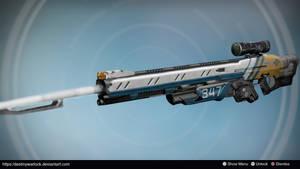 The Stargazer: SniperConcept by Peyton Barrett by DestinyWarlock