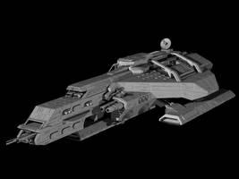 WiP Warship Killer by dsherratt74