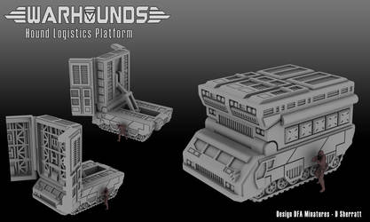HLP - Hound Logistics Platform by dsherratt74