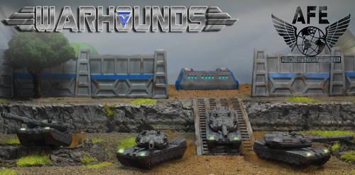 Panzer X - The AFE workhorse by dsherratt74