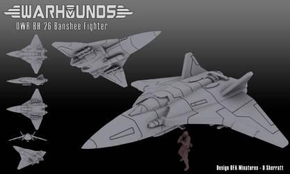 OWR Banshee Fighter by dsherratt74