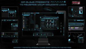Reactor-X Theme Series by Mr-Blade