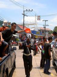 Happy Songkran by Michel8170