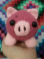I lovedid You Piggy by TalaRedWolf33