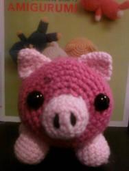 Piggy by TalaRedWolf33