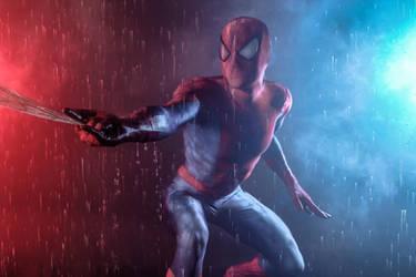 Spider-man by Shamrock-Cosplay