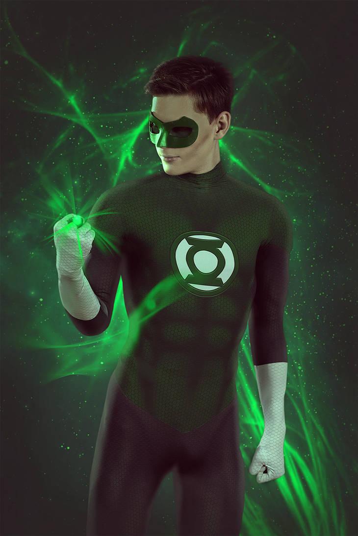 Green Lantern by Shamrock-Cosplay