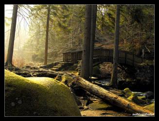 Bridge from a fairy tale by nothingofvalue