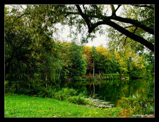 Green Lagoon by nothingofvalue