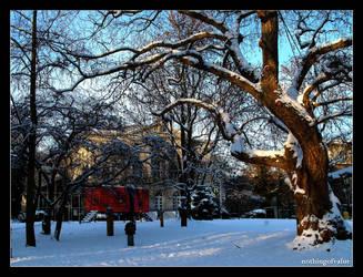 A winter wonderland by nothingofvalue