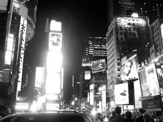 Times Square 1 by storms-eye