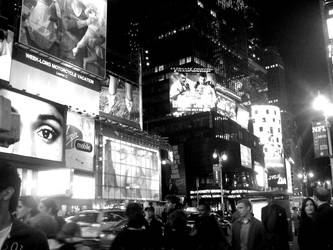 Times Square 2 by storms-eye