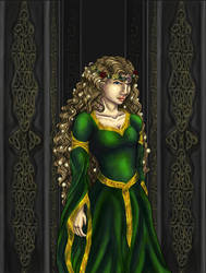 Celtic Rose by storms-eye