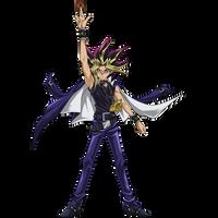 Yu-Gi-Oh! Duel Monsters|Yami Yugi [Atem] (Render) by RaidenGTX